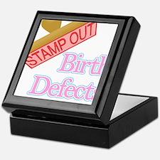 Birth Defects.png Keepsake Box