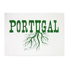 Portugal Roots 5'x7'Area Rug