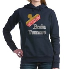 Brain Tumors Women's Hooded Sweatshirt
