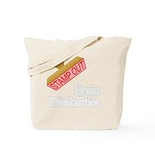 Brain Disabilities Tote Bag