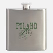 Poland Roots Flask