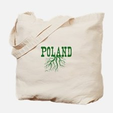 Poland Roots Tote Bag