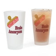 Brain Aneurysm Drinking Glass