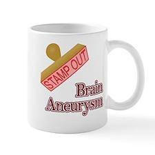 Brain Aneurysm Mugs