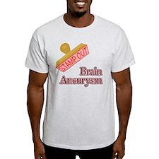 Brain Aneurysm T-Shirt