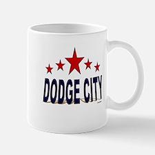 Dodge City Mug