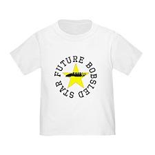 Future Bobsled Star T-Shirt