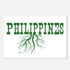 Philippines Roots Postcards (Package of 8)