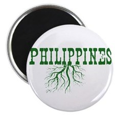 Philippines Roots Magnet