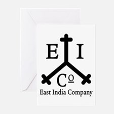 East India Co. Greeting Cards (Pk of 10)