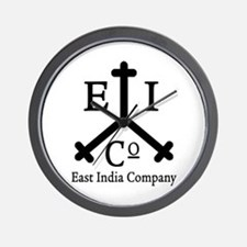 East India Co. Wall Clock