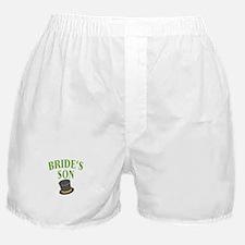 Bride's Son (hat) Boxer Shorts