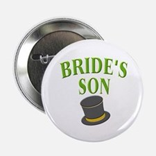 Bride's Son (hat) Button