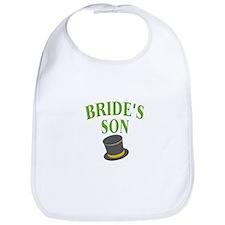 Bride's Son (hat) Bib