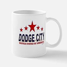 Dodge City U.S.A. Mug