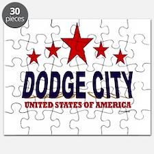 Dodge City U.S.A. Puzzle