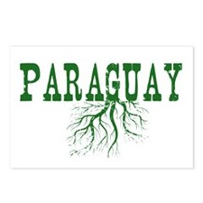 Paraguay Roots Postcards (Package of 8)