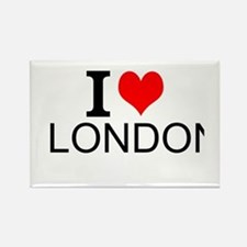 I Love London Magnets