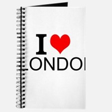 I Love London Journal