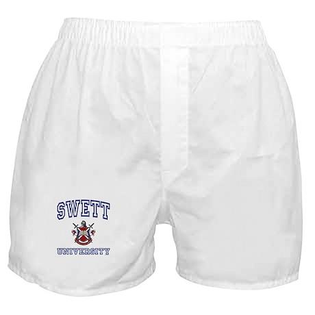 SWETT University Boxer Shorts
