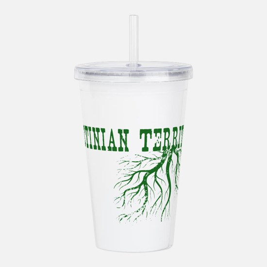 Palestinian Roots Acrylic Double-wall Tumbler