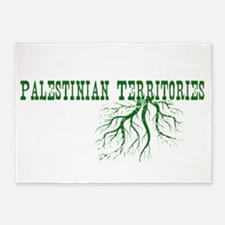 Palestinian Roots 5'x7'Area Rug