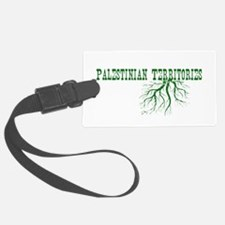 Palestinian Roots Luggage Tag
