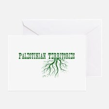 Palestinian Roots Greeting Card