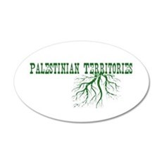 Palestinian Roots Wall Decal