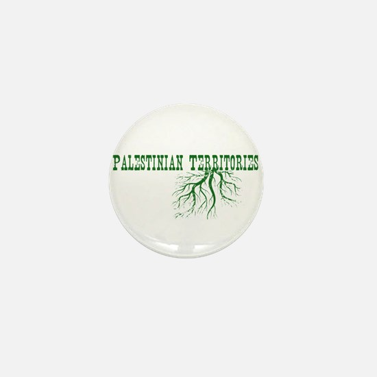 Palestinian Roots Mini Button