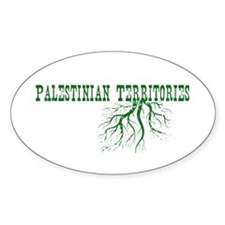 Palestinian Roots Decal