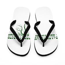 Palestinian Roots Flip Flops