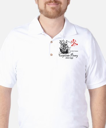 EIC Corporate Piracy Golf Shirt