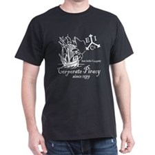 EIC Corporate Piracy T-Shirt