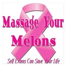 Massage Your Melons Invitations