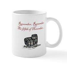 Gunpowder Plot Mug