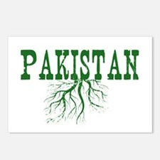 Pakistan Roots Postcards (Package of 8)