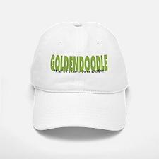 Goldendoodle ADVENTURE Baseball Baseball Cap