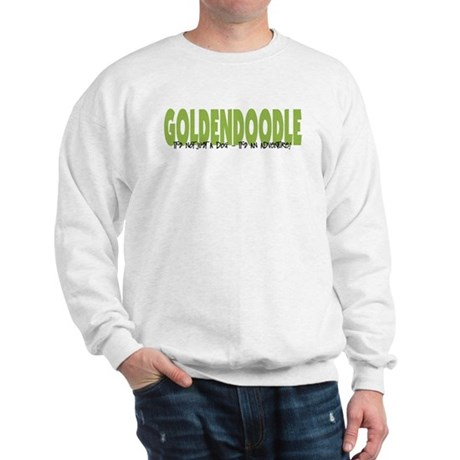 Goldendoodle ADVENTURE Sweatshirt