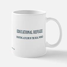 Educational Refugee/Real World Mug