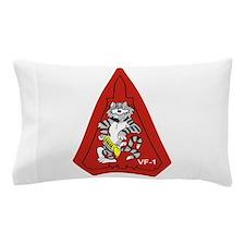catTriVf1.jpg Pillow Case