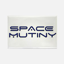 Space Mutiny Rectangle Magnet