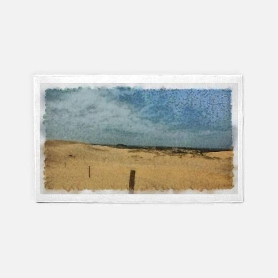 Sand Dunes 3'x5' Area Rug