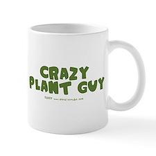 Crazy Plant Guy Mug
