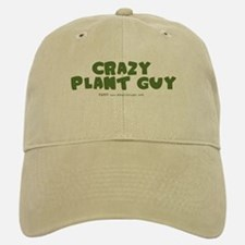 Crazy Plant Guy Baseball Baseball Cap
