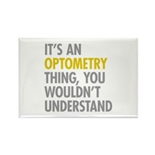 Its An Optometry Thing Rectangle Magnet (100 pack)