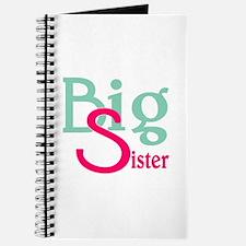 Stylized Big Sister Journal