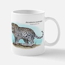 Arabian Leopard Mug