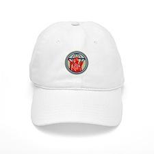 504th PIR REG (WWII).png Baseball Cap