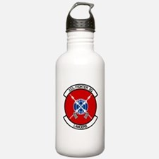 333d_fighter.png Water Bottle